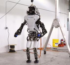 Και το όνομα αυτού... Ατλας: Γνωρίστε το νέο ρομπότ της Google με ανθρώπινο παρουσιαστικό & κίνηση - Κυρίως Φωτογραφία - Gallery - Video