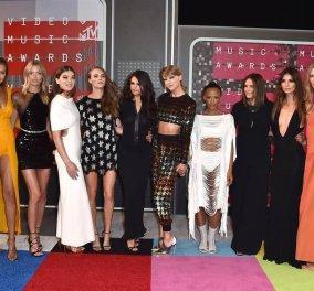 Λάμψη & αστέρια στ MTV Awards: Πρωταγωνίστριες Κιμ, Μάιλι, Taylor Swift - Κυρίως Φωτογραφία - Gallery - Video