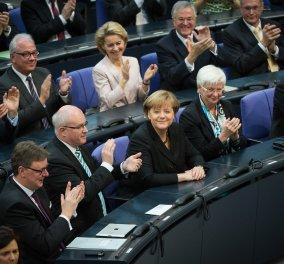 Mε πόσα όχι ξεκινάει στις 10 η κρίσιμη ψηφοφορία στη Μπούντεσταγκ για την βοήθεια στην Ελλάδα - Κυρίως Φωτογραφία - Gallery - Video