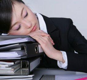 Οι πολλές ώρες εργασίας μπορεί να οδηγήσουν σε εγκεφαλικό η καρδιακή προσβολή   - Κυρίως Φωτογραφία - Gallery - Video