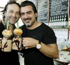 Made in Greece το Nutella Doughnut Milkshake που σε στέλνει στον παράδεισο: Άκης Ντάικος & Συμεών Καπάτος οι δημιουργοί  - Κυρίως Φωτογραφία - Gallery - Video