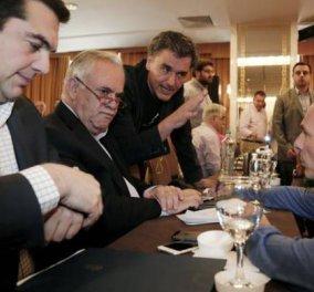 Δραγασάκης προς δανειστές: Μην ανοίξετε τον ασκό του Αιόλου - Κίνδυνος Grexit υπαρκτός ακόμη - Κυρίως Φωτογραφία - Gallery - Video