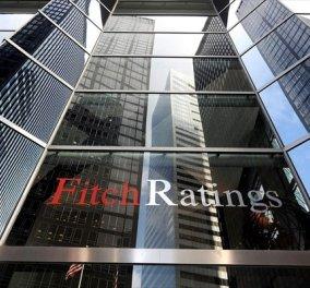 Fitch: Αναβάθμισε σε «CCC» την Εθνική και την Eurobank  - Κυρίως Φωτογραφία - Gallery - Video