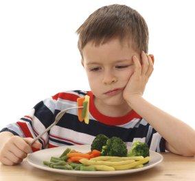 Έρευνες αποκαλύπτουν: Tα ιδιότροπα με το φαγητό παιδιά πιο επιρρεπή σε μελλοντικά ψυχολογικά προβλήματα - Κυρίως Φωτογραφία - Gallery - Video