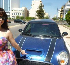 Made in Greece το mini cooper - Η ανηψιά του δημιουργού του Sir Alexander Αθηνά Ισιγώνη μιλάει για τον διάσημο θείο της - Κυρίως Φωτογραφία - Gallery - Video