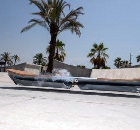 Βίντεο: Lexus Hoverboard - Πετάξτε με το πρώτο πραγματικό hoverboard - Κυρίως Φωτογραφία - Gallery - Video