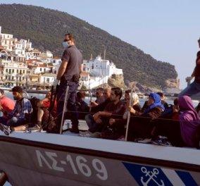 ΟΗΕ: Ελέγξτε το «απόλυτο χάος» στα νησιά - Κίνδυνος για νέα «Καλαί» στην Ελλάδα  - Κυρίως Φωτογραφία - Gallery - Video