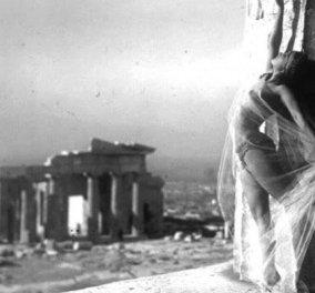 Vintage Story: Όταν το 1928 η Nelly's φωτογράφιζε γυμνές μπαλαρίνες στην Ακρόπολη - Σκάνδαλο στη συντηρητική Ελλάδα  - Κυρίως Φωτογραφία - Gallery - Video
