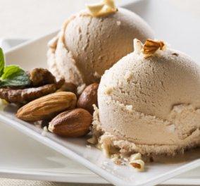 Υπέροχο δροσιστικό παγωτό κάστανο από τον μοναδικό Γιάννη Λουκάκο  - Κυρίως Φωτογραφία - Gallery - Video