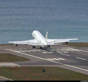 Βίντεο: Αυτό είναι το πιο επικίνδυνο αεροδρόμιο στον κόσμο σε υψόμετρο 2846 μέτρων  - Κυρίως Φωτογραφία - Gallery - Video