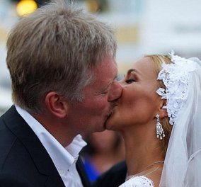 Ρολόι 565 χιλ. ευρώ πήρε δώρο ο νιόπαντρος εκπρόσωπος του Πούτιν & ξέσπασε σάλος - Κυρίως Φωτογραφία - Gallery - Video