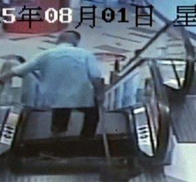 Βίντεο: Φρικτό ατύχημα πάλι σε κυλιόμενες: 35χρονος τσάκισε τα πόδια του & τον ακρωτηρίασαν    - Κυρίως Φωτογραφία - Gallery - Video