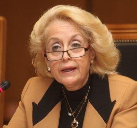 """Απόψε ορκίζεται η πρώτη γυναίκα πρωθυπουργός στην Ελλάδα Βασιλική Θάνου - Ποιοί αντιδρούν, που μπορεί να """"κολλήσει"""" - Κυρίως Φωτογραφία - Gallery - Video"""