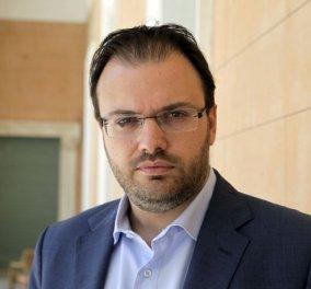 Θ. Θεοχαρόπουλος: Θετική κατάληξη θα έχουν οι συζητήσεις με το ΠΑΣΟΚ - Κυρίως Φωτογραφία - Gallery - Video
