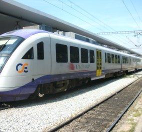 Χειρόφρενο τραβούν τρένο & προαστιακός για 5 ώρες - Ποια δρομολόγια ματαιώνονται - Κυρίως Φωτογραφία - Gallery - Video