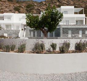Made in Greece το πάλλευκο νέο ξενοδοχείο Relux στην Ίο - Πρωτοσέλιδο σε κορυφαίo design site  - Κυρίως Φωτογραφία - Gallery - Video