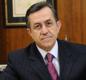 Ο Νίκος Νικολόπουλος στη θέση του β' αντιπροέδρου της Βουλής  - Κυρίως Φωτογραφία - Gallery - Video