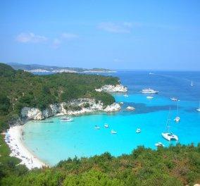 Good news: Άλλη μια ελληνική παραλία στις 10 καλύτερες της Ευρώπης - Δεν είναι αυτή που νομίζετε - Κυρίως Φωτογραφία - Gallery - Video