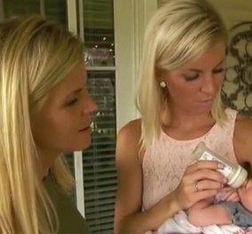 Βίντεο: Η ιστορία μιας παρένθετης μητέρας και ενός σπάνιου μωρού    - Κυρίως Φωτογραφία - Gallery - Video