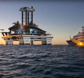 Kokomo Ailand: Tο πλωτό νησί που το πας όπου θέλεις- Ένα όνειρο για τις διακοπές!  - Κυρίως Φωτογραφία - Gallery - Video