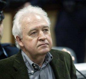 Εσπευσμένα στο νοσοκομείο ο Γιωτόπουλος - Σε απεργία πείνας από τις 15 Αυγούστου   - Κυρίως Φωτογραφία - Gallery - Video