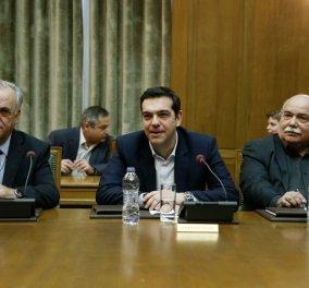 Ο N. Βούτσης θα είναι ο νέος πρόεδρος της Βουλής και Αντιπρόεδρος ο Γ. Δραγασάκης    - Κυρίως Φωτογραφία - Gallery - Video