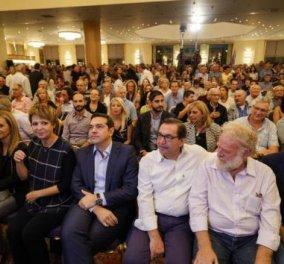 Αλ. Τσίπρας: Goodbye Πάνο - Hello Φώφη - Κοιτάζει μπροστά χωρίς τους ΑΝΕΛ  - Κυρίως Φωτογραφία - Gallery - Video