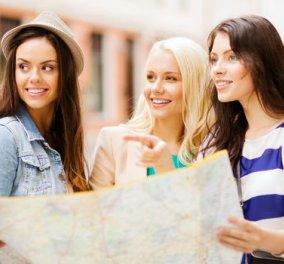 Ταξιδιάρες οι γυναίκες: Δημιουργούν νέα τάση - Μόνες ή με παρέα σε εξωτικούς προορισμούς    - Κυρίως Φωτογραφία - Gallery - Video