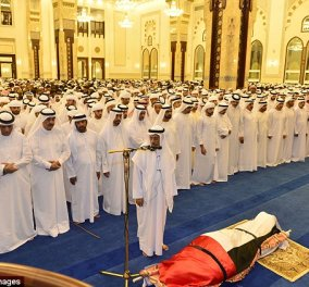 Θρήνος στο Ντουμπάϊ από τον αιφνίδιο θάνατο του 33χρονου πρίγκηπα - Δραματική η στιγμή του αντίο για τον Σεΐχη    - Κυρίως Φωτογραφία - Gallery - Video