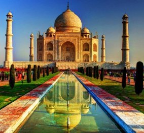 Taj Mahal: Τουρίστας έχασε τη ζωή του στην προσπάθεια του να βγάλει selfie - Κυρίως Φωτογραφία - Gallery - Video