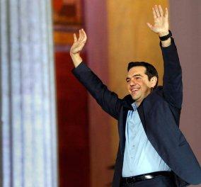 Στις 20.00 η ορκωμοσία Τσίπρα - Την Τετάρτη της νέας κυβέρνησης  - Κυρίως Φωτογραφία - Gallery - Video