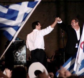 Α. Τσίπρας: Αισθάνομαι δικαιωμένος - Ο ΣΥΡΙΖΑ απέδειξε ότι είναι πολύ σκληρός για να πεθάνει - Κυρίως Φωτογραφία - Gallery - Video