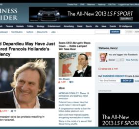 Το Business Insider μόλις πωλήθηκε σε εκπληκτική τιμή: Για εκατοντάδες εκατομμύρια δολάρια   - Κυρίως Φωτογραφία - Gallery - Video