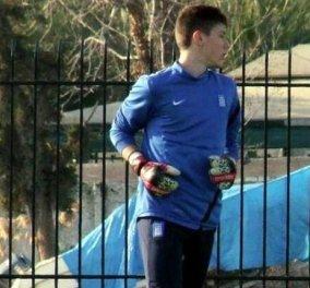 Τραγωδία στη Βέροια: Ξεψύχησε στην προπόνηση ο 17χρονος τερματοφύλακας    - Κυρίως Φωτογραφία - Gallery - Video