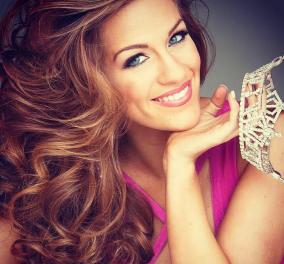 Η νέα «Miss America» είναι ελληνικής καταγωγής - Κέρδισε τις εντυπώσεις και το στέμμα - Κυρίως Φωτογραφία - Gallery - Video
