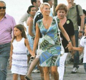 Νατάσα - Κώστας Καραμανλής: Νέες φωτογραφίες από τις διακοπές τους στην Πάτμο - Κυρίως Φωτογραφία - Gallery - Video