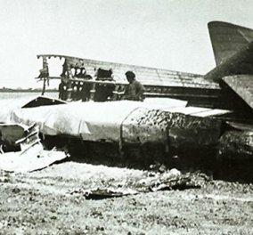 Βρέθηκαν οστά σε αεροσκάφος της ΠΑ που καταρρίφθηκε το 1974 στην Κύπρο  - Κυρίως Φωτογραφία - Gallery - Video