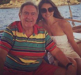 Μια σταρ αγκαλιά με τον τέως: Η Ελίζαμπεθ Χάρλεϊ & ο Κωνσταντίνος Γλίξμπουργκ σε κρουαζιέρα στα ελληνικά νησιά - Κυρίως Φωτογραφία - Gallery - Video