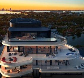 Αυτό το υπερπολυτελές Ρετιρέ πουλήθηκε 60 εκατ. δολάρια - Μοιάζει με κατάστρωμα πλοίου & έχει συγκλονιστική θέα    - Κυρίως Φωτογραφία - Gallery - Video