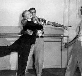 Vintage Story: Hermes Pan ή Ερμής Παν(αγιωτόπουλος;) - Ο διάσημος Έλληνας χορευτής του Χόλυγουντ - Κυρίως Φωτογραφία - Gallery - Video