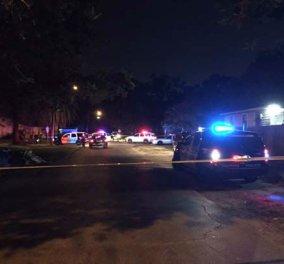 Νύχτα τρόμου στο Χιούστον: Ένας 6χρονος νεκρός και ένας 11χρονος στην εντατική από πυροβολισμούς - Κυρίως Φωτογραφία - Gallery - Video