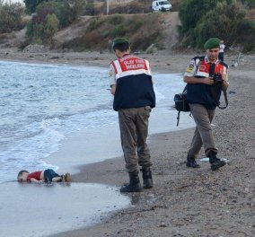 Άψυχα σώματα προσφύγων εκβράστηκαν στις τουρκικές ακτές - Προσπαθούσαν να φθάσουν στην Κω - Κυρίως Φωτογραφία - Gallery - Video