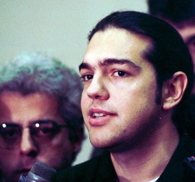 Vintage Story: Όταν το 1999 ο Τσίπρας διαδήλωνε εναντίον του Κλίντον φώτο & βίντεο   - Κυρίως Φωτογραφία - Gallery - Video
