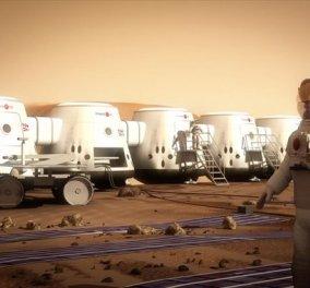 NASA: Πιο κοντά από ποτέ το εντυπωσιακό επίτευγμα της αποστολής αστροναυτών στον Άρη - Κυρίως Φωτογραφία - Gallery - Video