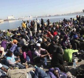 Κομισιόν: 120.000 πρόσφυγες θα κατανεμηθούν στην Ε.Ε.: 24.000 Γαλλία & 13.200 Γερμανία   - Κυρίως Φωτογραφία - Gallery - Video