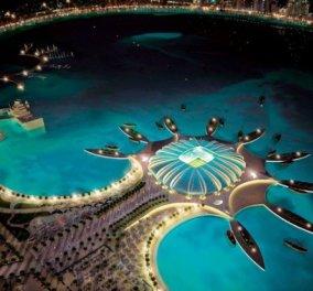 Χειμωνιάτικο το Μουντιάλ του 2022 στο Κατάρ - Η επίσημη ανακοίνωση της FIFA - Κυρίως Φωτογραφία - Gallery - Video