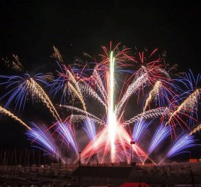 Made in Greece οι αδελφοί Νάνου & τα πυροτεχνήματα τους: 5 παγκόσμια βραβεία & δεκάδες πρωτιές!   - Κυρίως Φωτογραφία - Gallery - Video