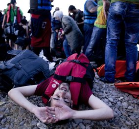 Νεκρό ένα 5χρονο κοριτσάκι σε νέο ναυάγιο ανοικτά της Μυτιλήνης - 12 αγνοούμενοι  - Κυρίως Φωτογραφία - Gallery - Video