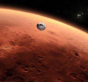 Σήμερα η «μεγάλη επιστημονική αποκάλυψη» της NASA για τον Αρη - #ASK NASA στις 16:30 - Κυρίως Φωτογραφία - Gallery - Video