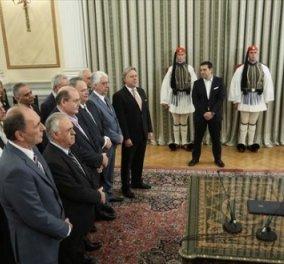 Αυτά είναι τα βιογραφικά των μελών της νέας κυβέρνησης - Το who is who των νέων υπουργών  - Κυρίως Φωτογραφία - Gallery - Video